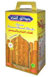 Bread Sticks - Kaak - 450 g × 12